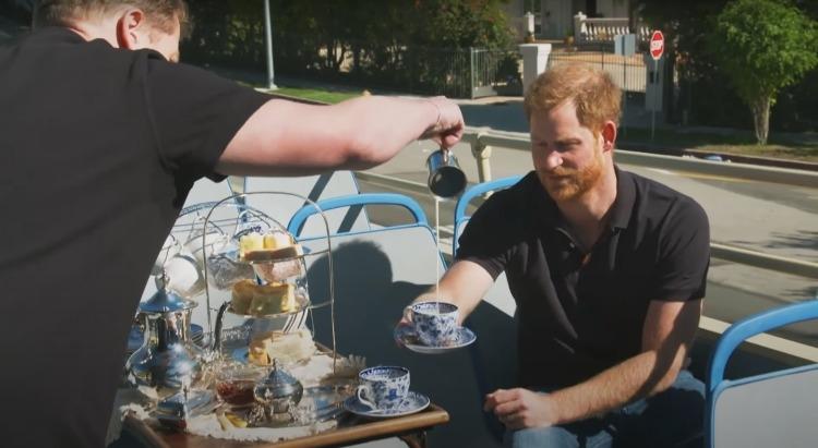 Принц Гарри рассказал, почему они с Меган Маркл уехали с Великобритании - фото №1