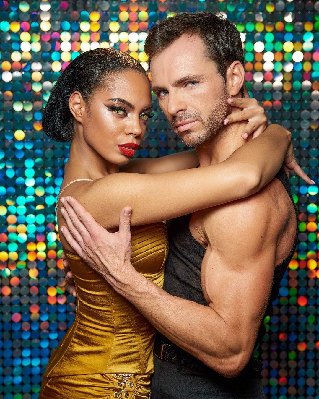 """Танці з зірками"""": прямые эфиры будут проходить без зрителей в связи с карантином выходного дня - фото №5"""