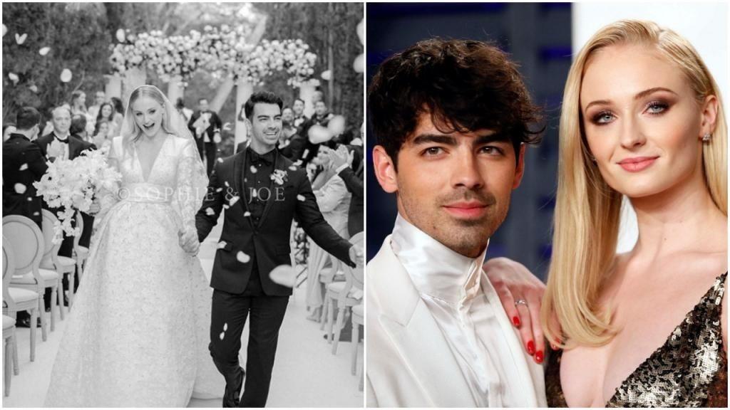свадьба софи тернер