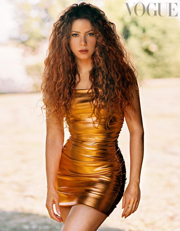 Шакира впервые за долгое время появилась на обложке глянца (ФОТО) - фото №2
