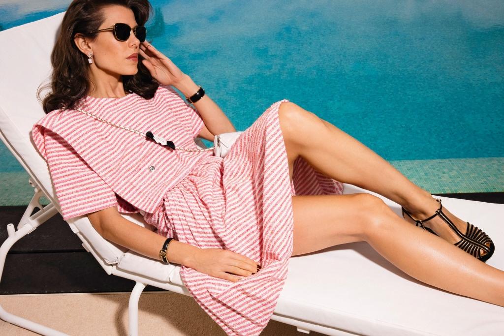 Внучка Грейс Келли Шарлотта Казираги снялась в рекламной кампании Chanel (ФОТО) - фото №2