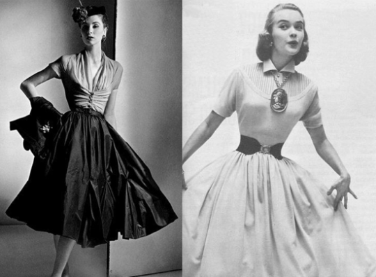 60-е годы мода, винтажные наряды