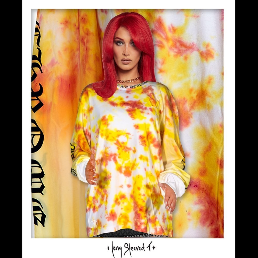 Белла Хадид выпустила благотворительную коллекцию одежды (ФОТО) - фото №1