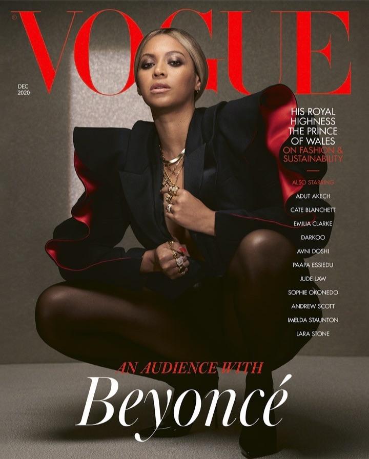 """""""Чтобы зажигать со мной, нужно терпение"""": Бейонсе снялась для Vogue и поделилась интересными фактами о себе - фото №4"""