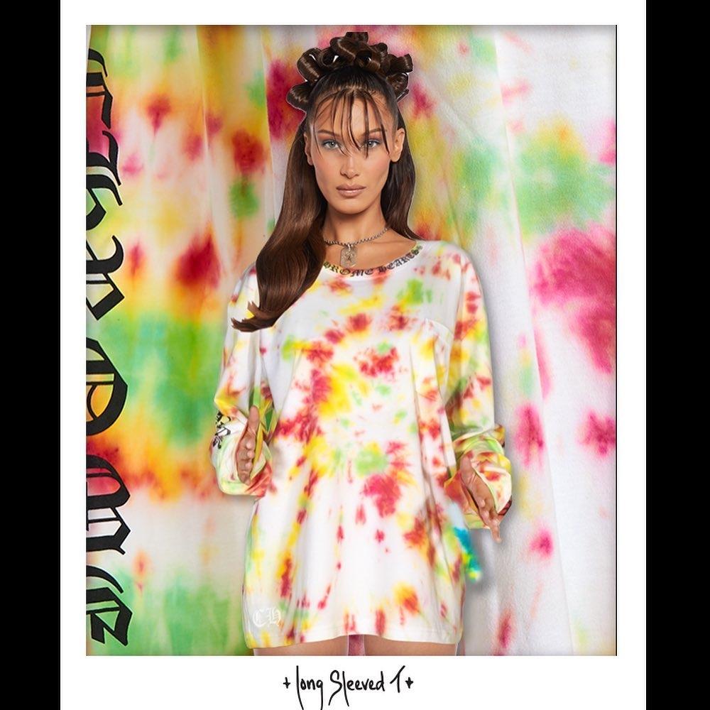 Белла Хадид выпустила благотворительную коллекцию одежды (ФОТО) - фото №4