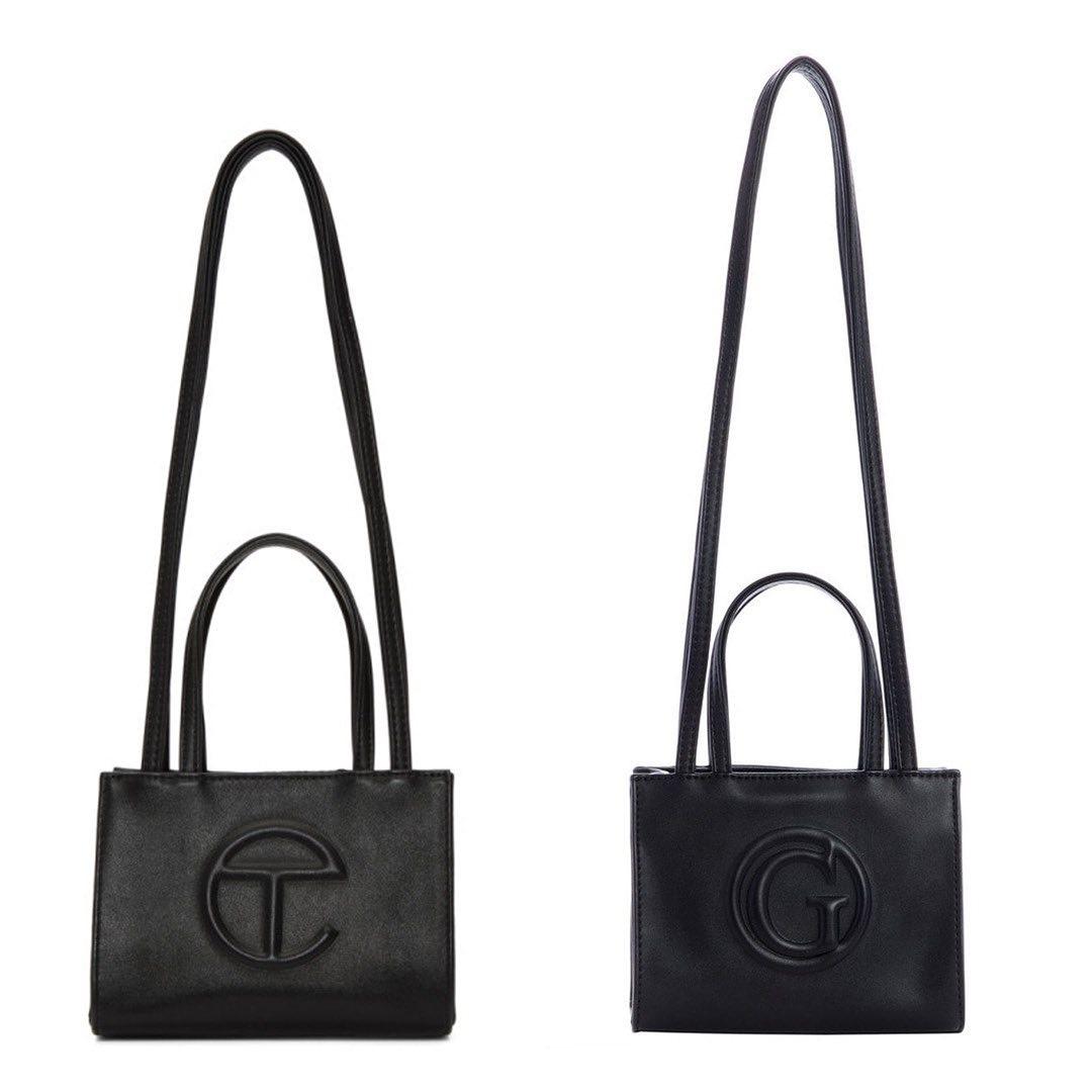 Не отличить: Guess украли дизайн популярной сумки Telfar (ФОТО) - фото №1
