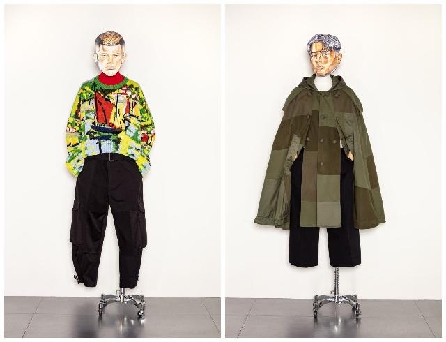 """Мода и пандемия: JW Anderson показал новую коллекцию """"в коробке""""и без моделей (ФОТО) - фото №3"""