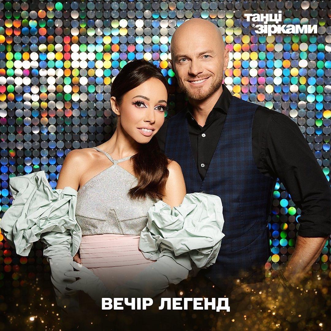 """Влад Яма, Екатерина Кухар """"Танці з зірками 2020"""""""