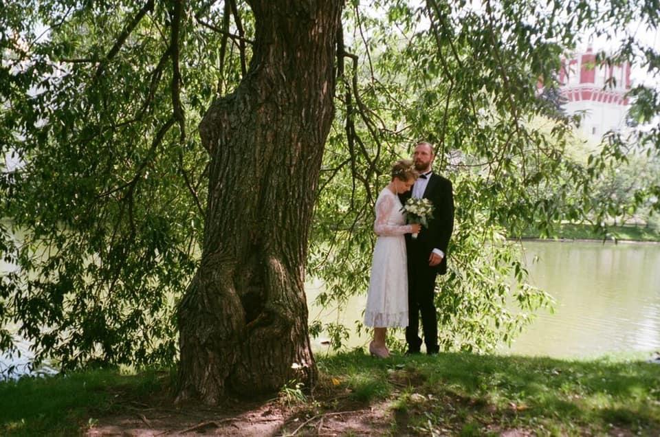Свадьба Ольги Бодровой фото
