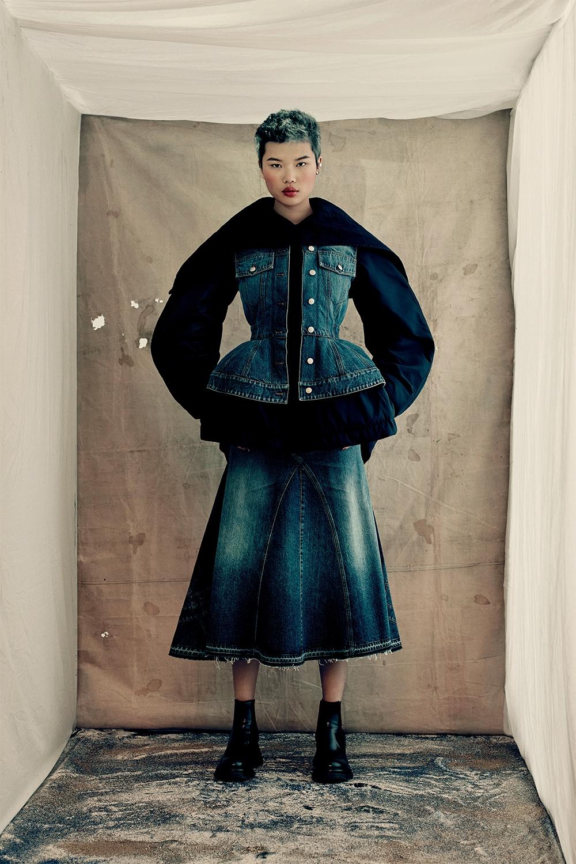 Кровавая мода: Alexander McQueen представили новую коллекцию (ФОТО) - фото №8