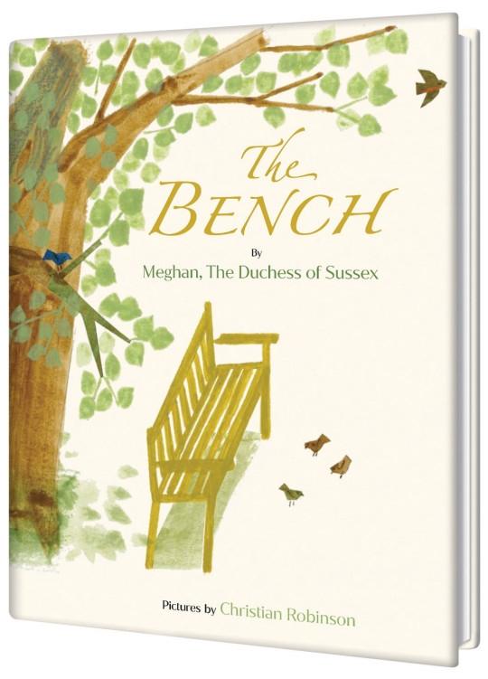 Меган Маркл написала детскую книгу о связи отцов и сыновей - фото №1
