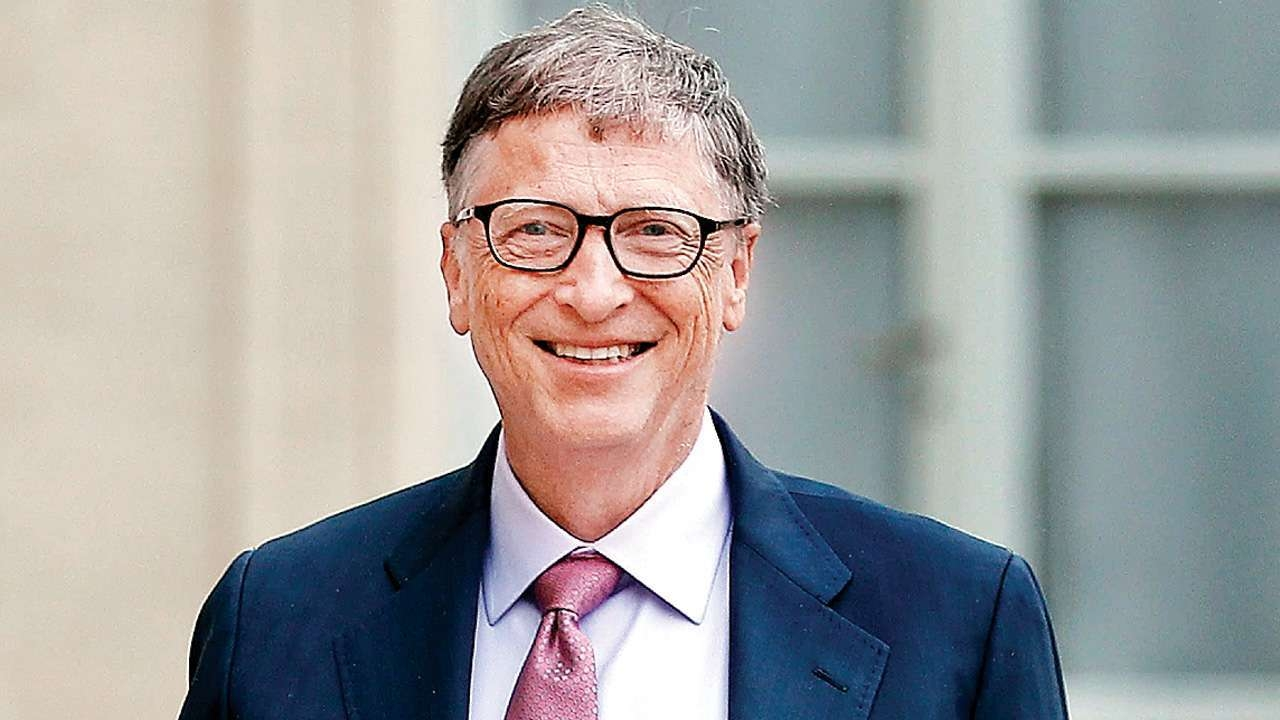 Билл Гейтс фото
