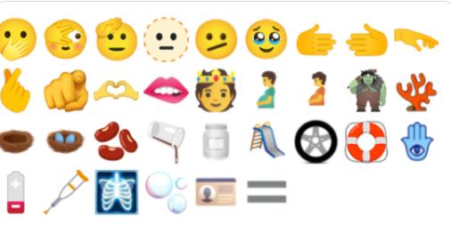 Unicode представил новые эмодзи - фото №2