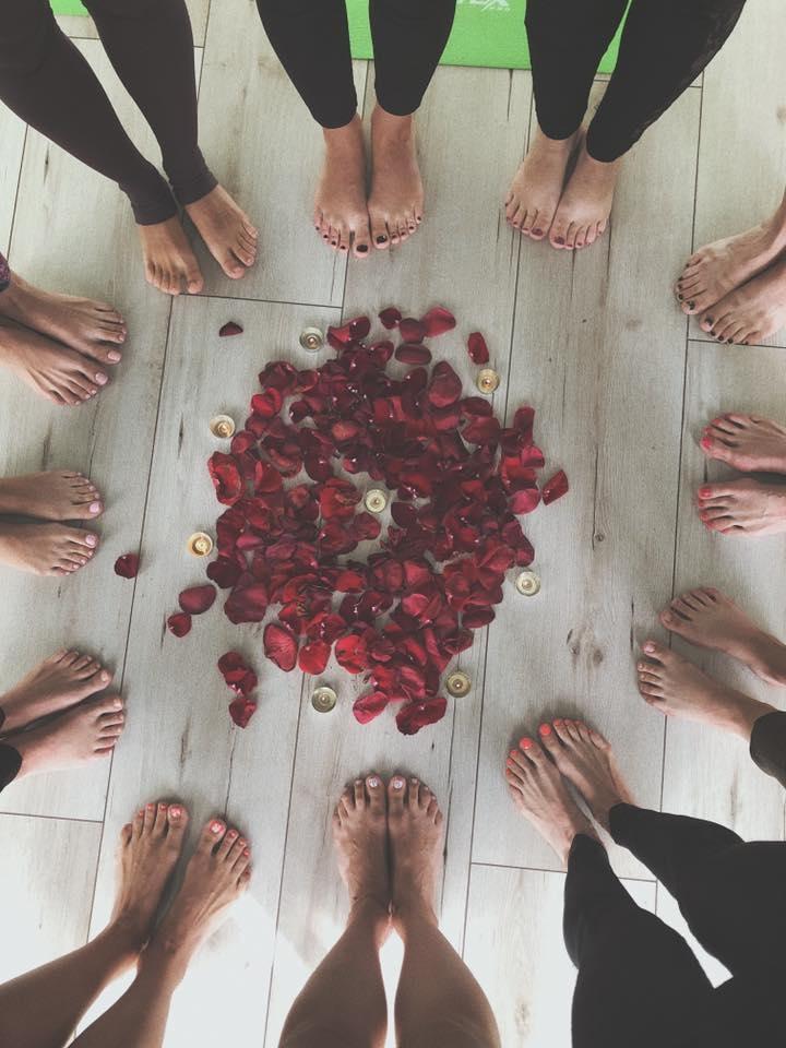 юлия мурована йога