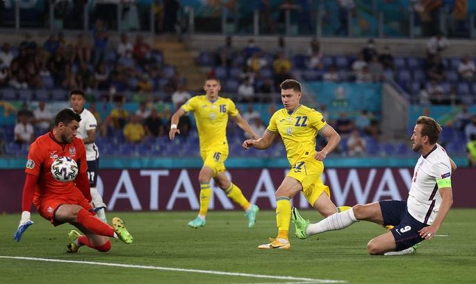 Украина-Англия: кто победил в футбольном матче? - фото №1