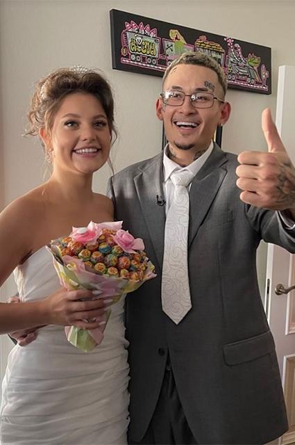 свадьба моргенштерна и дилары
