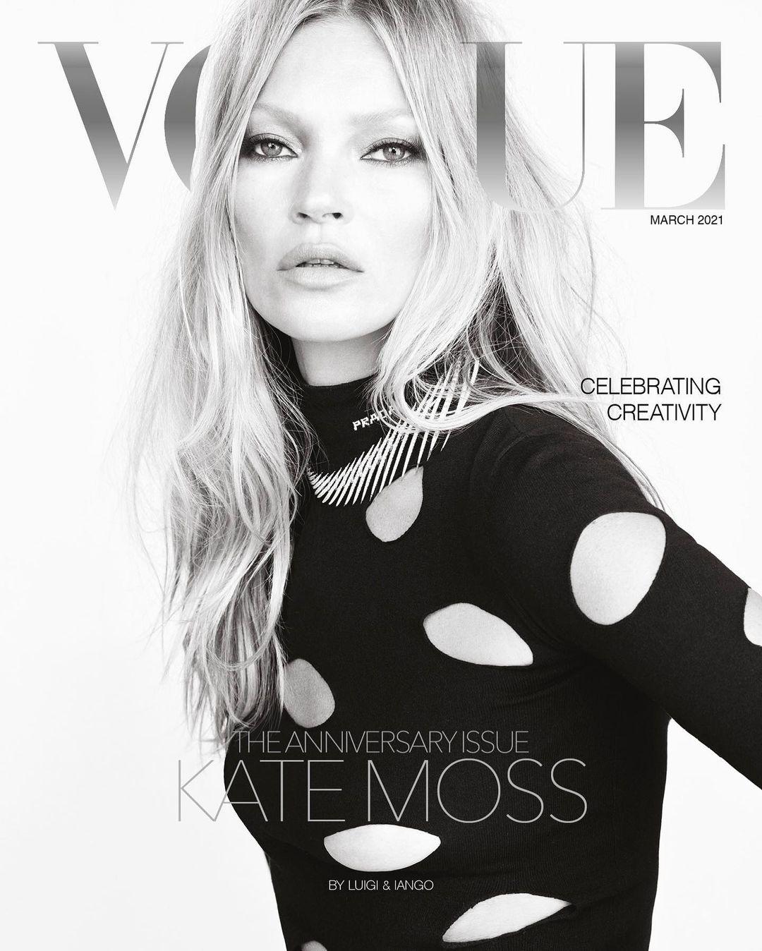 Кейт Мосс снялась для Vogue и поразила поклонников неувядающей красотой (ФОТО) - фото №2