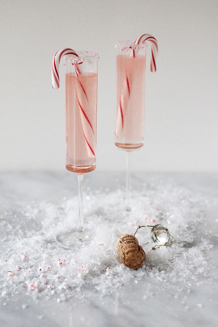 Мятное белоснежное Рождество