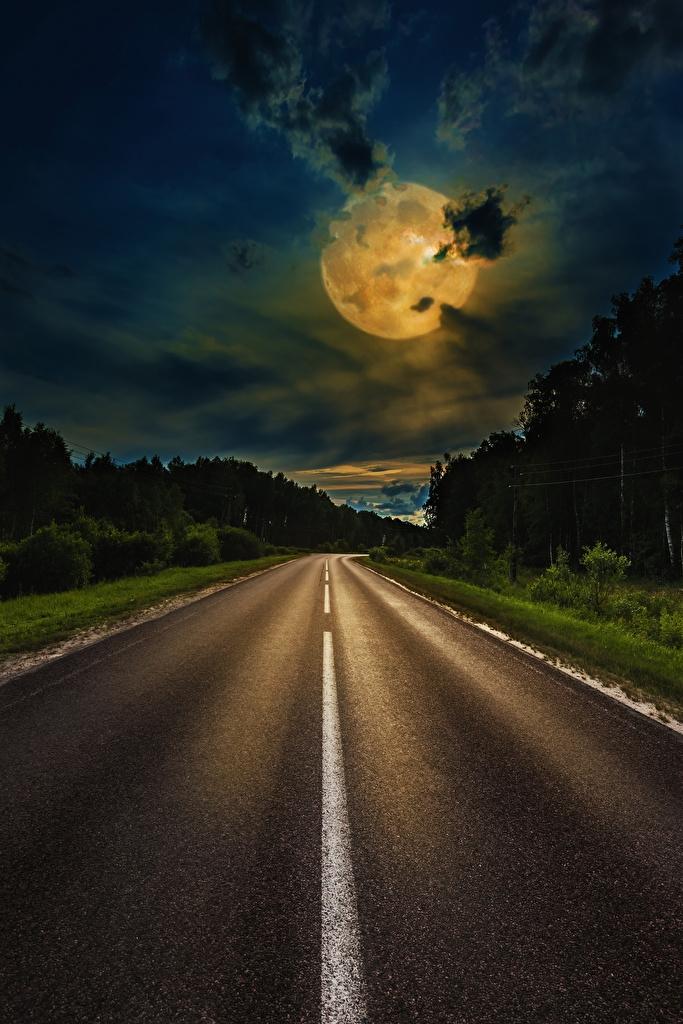 фазы луны в августе 2021