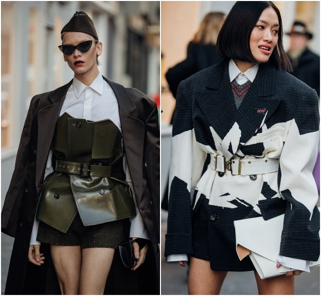 Стритстайл на Неделе высокой моды в Париже: как носить кутюр каждый день - фото №13