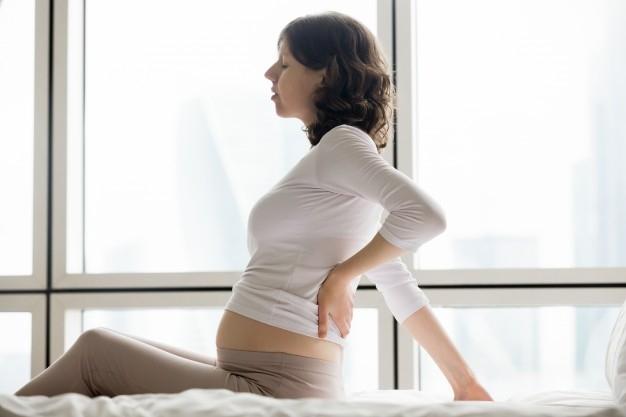 боль в спине у беременных
