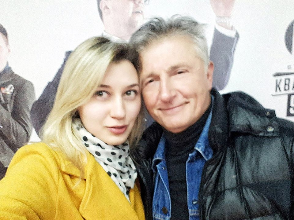 интервью с Олей Кривдюк стб