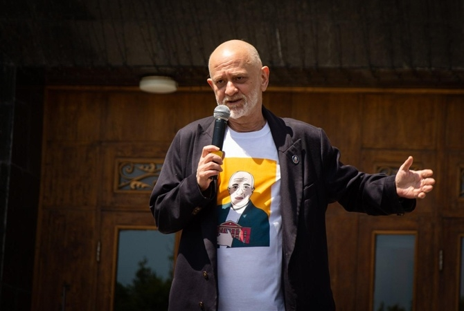 Умер Александр Ройтбурд, художник и директор Одесского художественного музея - фото №2