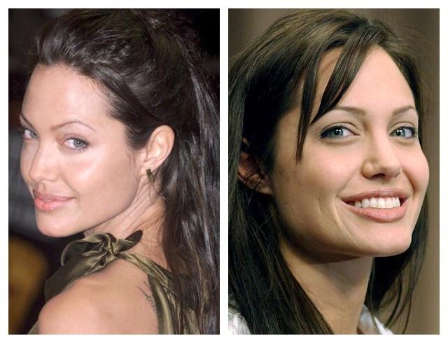 Beauty-эволюция: как менялась внешность Анджелины Джоли (ФОТО) - фото №5
