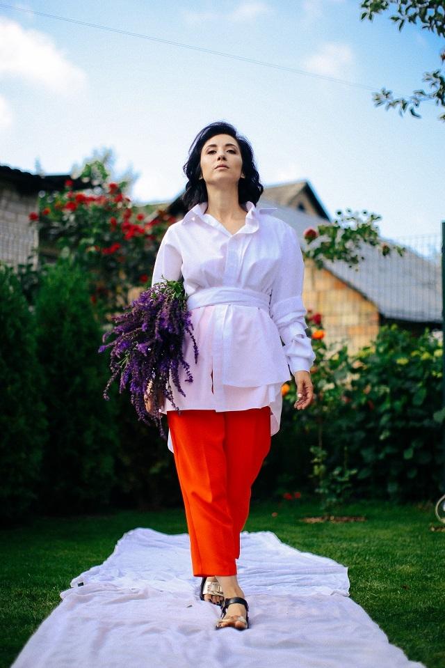 гардероб Анны Завальской