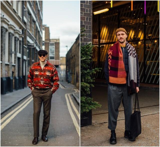 Мужская неделя моды в Лондоне: лучшие стритстайл-образы (ФОТО) - фото №5