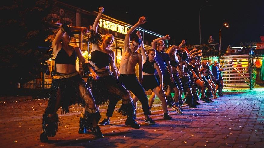 Полное погружение в мир страстной Африки: как прошел White Nights Festival. Africa (ФОТО) - фото №4