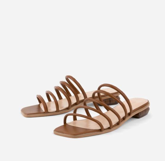 Гид по летней обуви: где найти самые стильные модели этого сезона? - фото №1