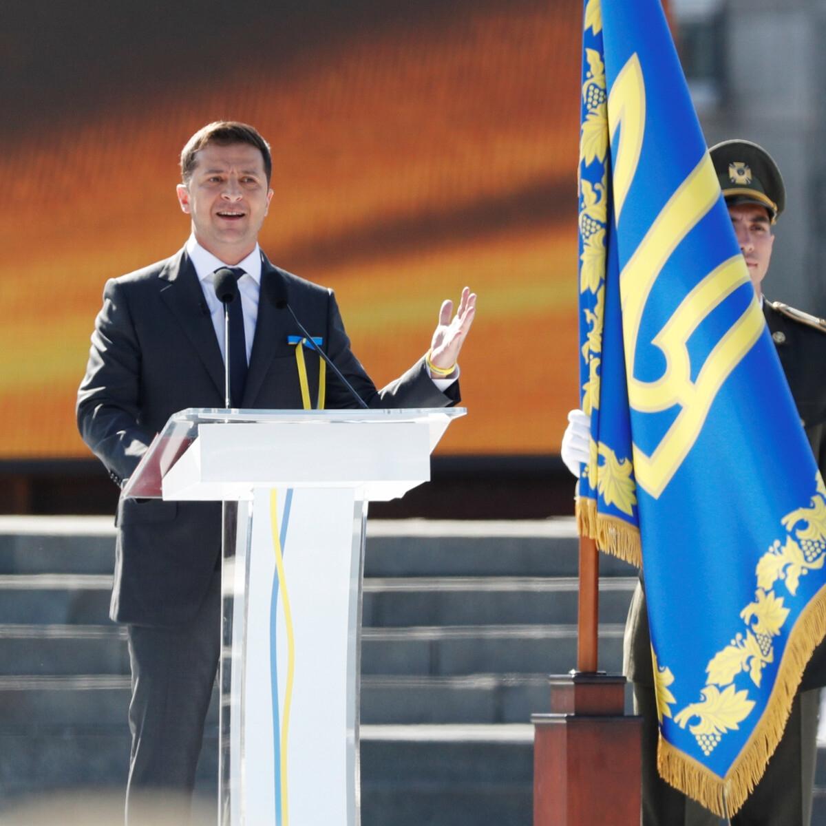Владимир Зеленский ввел новый праздник — День Украинской государственности - фото №1