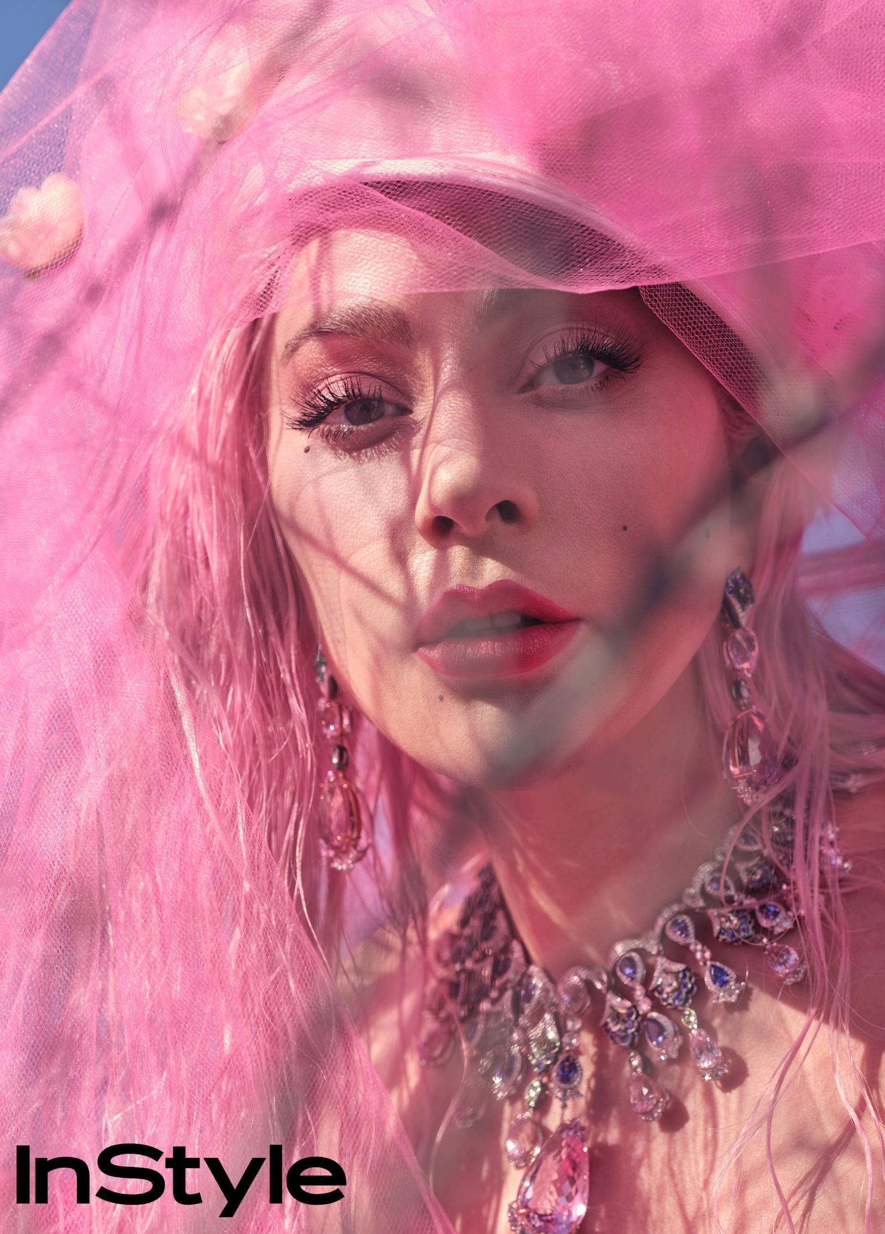 Роскошная Леди Гага снялась в нежной фотосессии для InStyle и призналась, что мечтает о семье (ФОТО) - фото №3