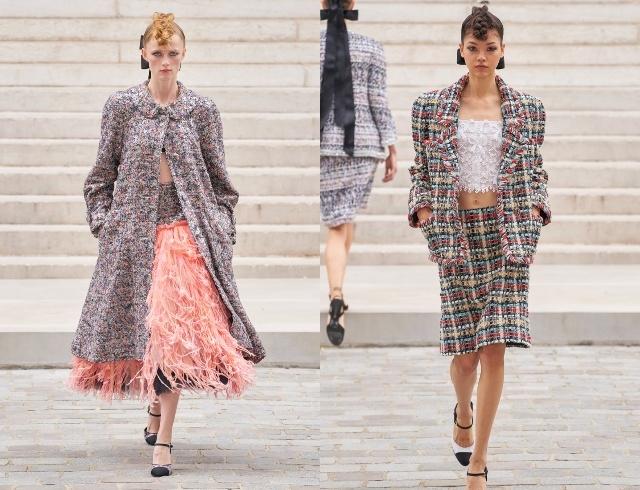 Неделя высокой моды в Париже: Dior, Chanel, Schiaparelli и другие коллекции именитых брендов (ФОТО) - фото №7