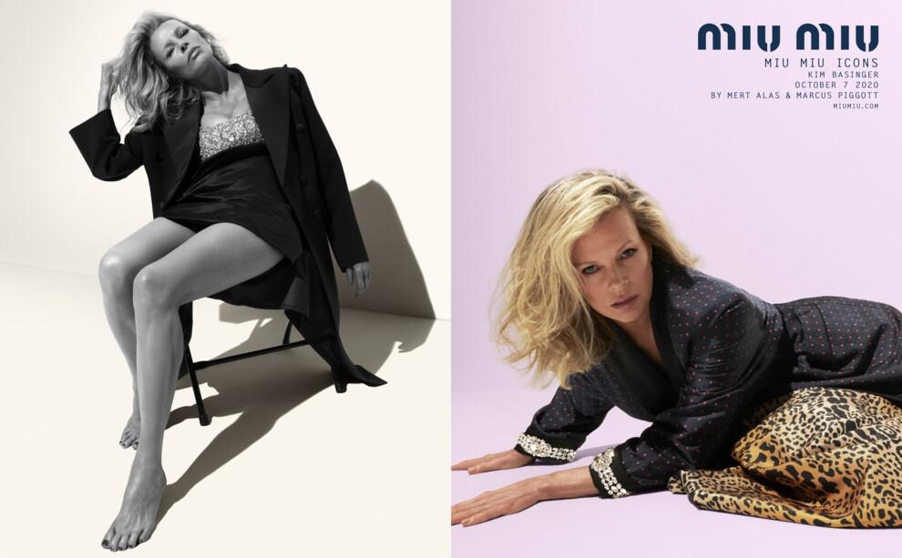 Женственность и индивидуальность в новой рекламной кампании Miu Miu Icons (ФОТО) - фото №3