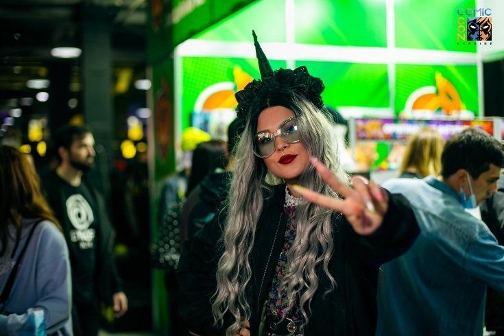 Song Wonsub, Алина Паш, Анна Завальская: кто из блогеров и селебрити посетил Comic Con Ukraine - фото №6