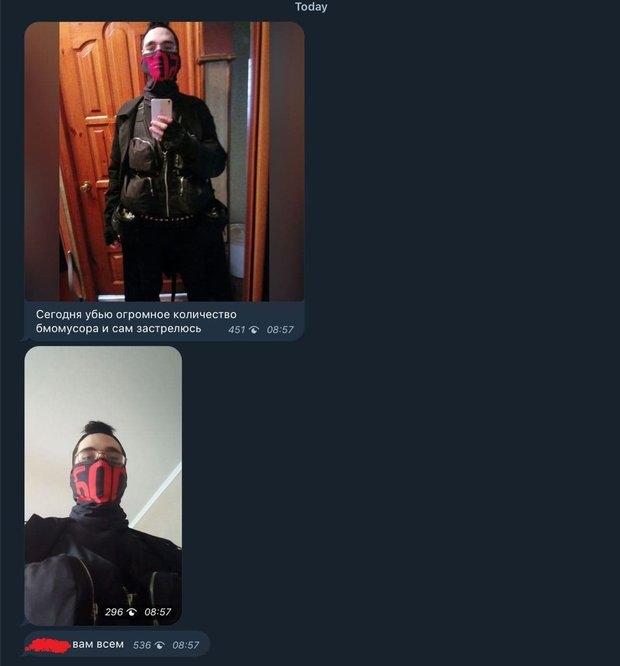 У 19-летнего преступника, который устроил стрельбу в Казани, выявили заболевание головного мозга - фото №1