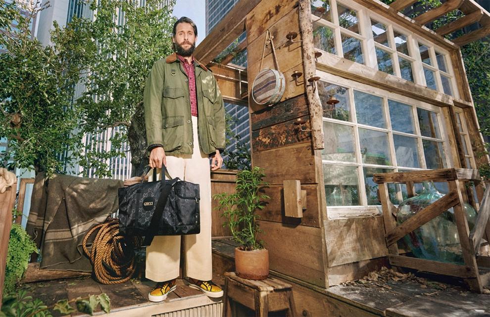 Gucci представили новую экологичную коллекцию (ФОТО) - фото №4
