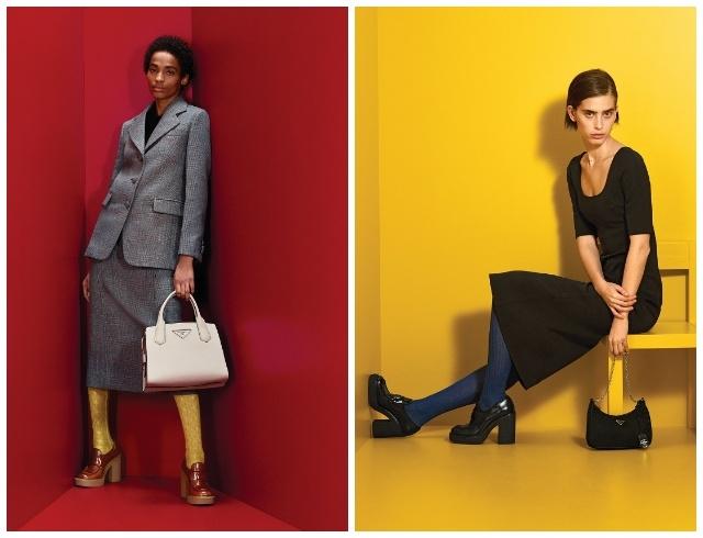 Ярко, строго и элегантно: Prada представили новую коллекцию Pre-Fall —2020 (ФОТО) - фото №3