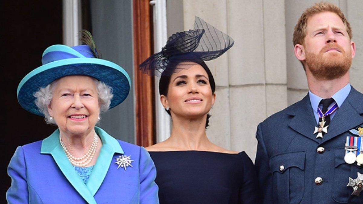 Елизавета II собирается подать в суд на принца Гарри и Меган Маркл - фото №3