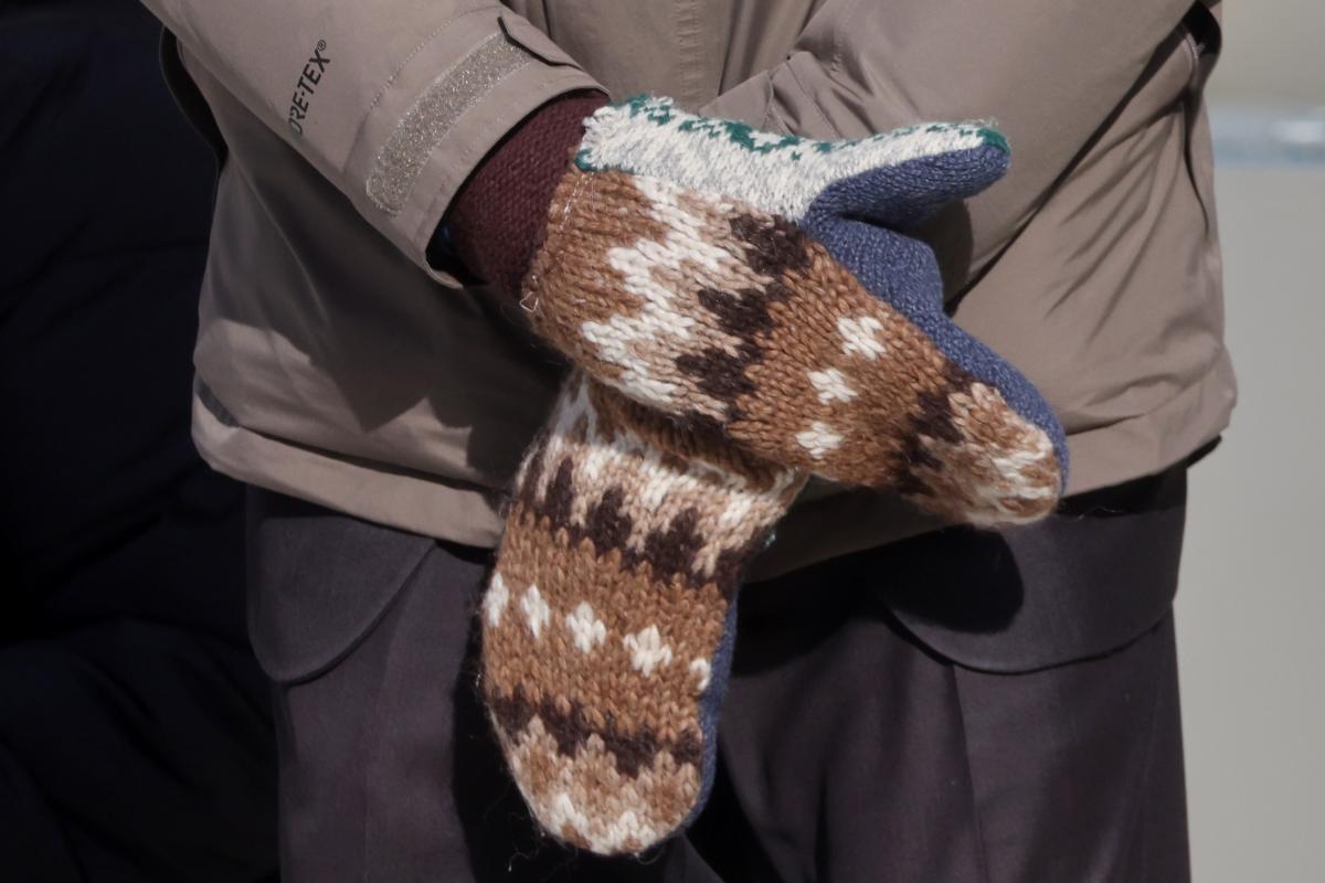 Сенатор Берни Сандер надел варежки на инаугурацию президента США: его образ взорвал Сеть и стал мемом (ФОТО) - фото №2