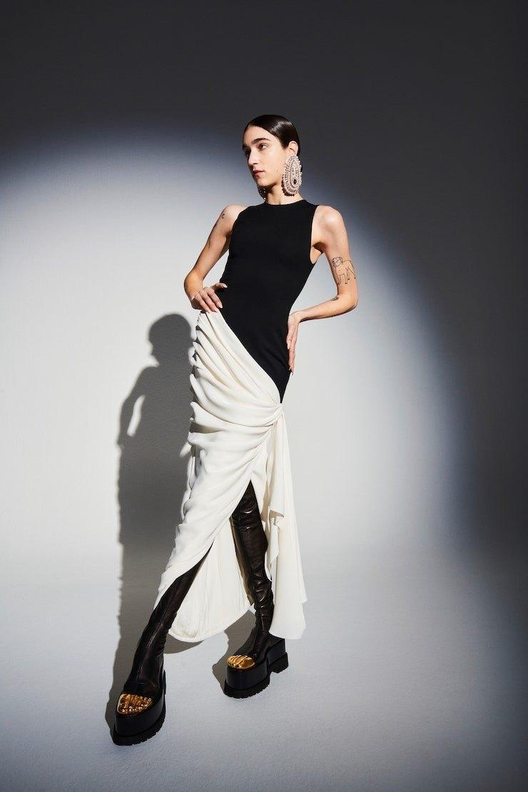 231 секунда высокой моды: обзор новой коллекции Schiaparelli Haute Couture (ФОТО+ВИДЕО) - фото №9