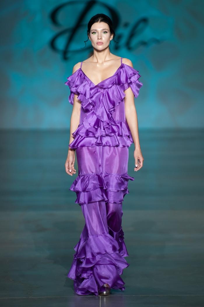 Меньше ткани, больше тела: как прошел второй день Ukrainian Fashion Week noseason sept 2021 - фото №6