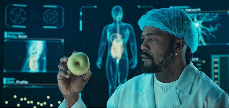 """Смотрите трейлер первого в мире фильма про ЗОЖ-супергероев — """"Apple-Man"""" (ВИДЕО) - фото №2"""