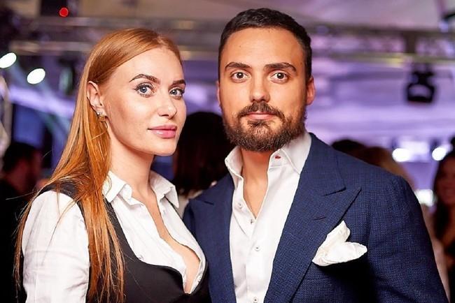 Эдгар Каминский и Слава Каминская фото