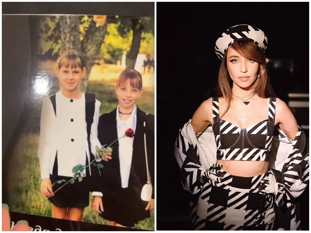 Как украинские звезды выглядели в молодости: школьные фотографии селебрити - фото №3