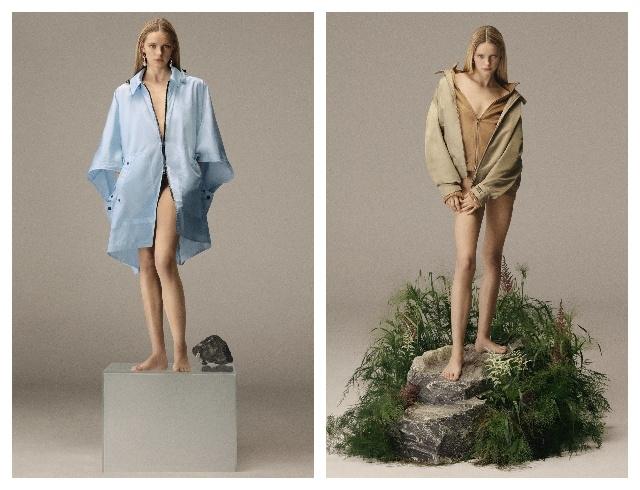 Новая коллекция Burberry, созданная из экологически чистых материалов (ФОТО) - фото №3