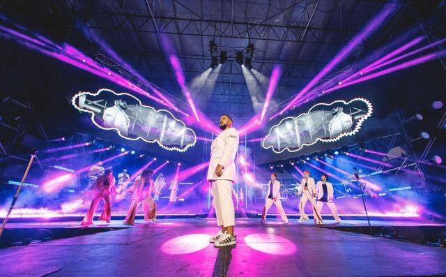 MONATIK JOMO USA TOUR 2022