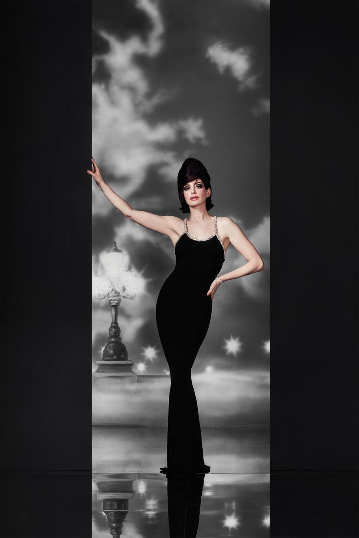 Энн Хэтэуэй снялась в роскошной съемке для глянца (ФОТО) - фото №8